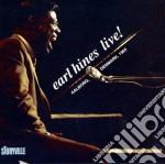 Live, aalborg denmark'65 - hines earl cd musicale di Earl hines trio
