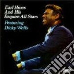 Live hangover club - hines earl cd musicale di Earl hines & esquire all stars
