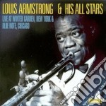 Louis Armstrong & His All Stars - Live Winter Garden, N.y.. cd musicale di Louis armstrong & his all star