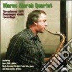 Unissued copenhagen 1975 - marsh warne cd musicale di Warne marsh quartet