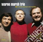 Unissued copenhagen... - marsh warne cd musicale di Warne marsh trio