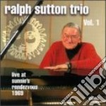 Live sunnie's rendezvous - sutton ralph cd musicale di The ralph sutton trio