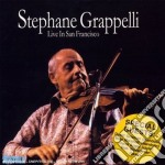 Stephane Grappelli - Live In San Francisco '82 cd musicale di Stephane Grappelli