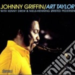 In copenhagen - griffin johnny cd musicale di Johnny griffin & art taylor