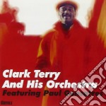 Clark Terry & His Orchestra - Feat. Paul Gonsalves cd musicale di Clark terry & his orchestra