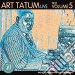 Art Tatum - Live 1951 Vol.5 cd musicale di Art Tatum