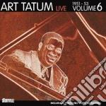 Art Tatum - Live 1951-'53 Vol.6 cd musicale di Art Tatum