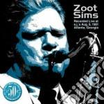 Zoot Sims - Live At Atlanta Georgia cd musicale di Sims Zoot