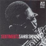 Sahib Shihab - Sentiments cd musicale di Sahib Shihab