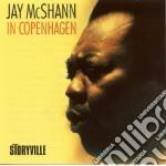 Jay Mcshann - In Copenaghen cd musicale di Mcshann Jay