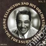 The treasury shows vol.5 cd musicale di Duke ellington & his