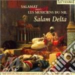 Meet les musiciens du nil: salam delta cd musicale di Salamat