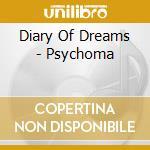 Diary Of Dreams - Psychoma cd musicale di DIARY OF DREAMS