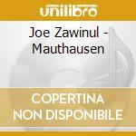 Mauthausen cd musicale di Joe Zawinul