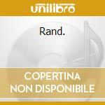 Rand. cd musicale