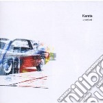UNSOLVED cd musicale di KARATE