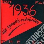 1936 the spanish revolution cd musicale di Ex