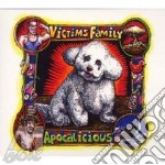 Apocalicious cd musicale di Family Victims