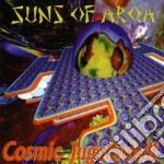 Cosmic jugalbandi cd musicale di Suns of arqa