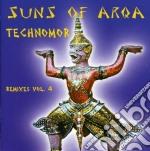 Suns Of Arqa - Technomor cd musicale di Suns of arqa