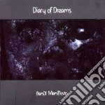 Diary Of Dreams - Panik Manifesto cd musicale di Diary of dreams