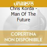 The man of the future cd musicale