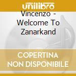Welcome to zanarkand cd musicale