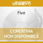 Five cd musicale