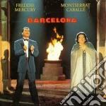 Freddie Mercury - Barcelona cd musicale di MERCURY-CABALLE'