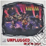 Nirvana - Mtv Unplugged In New York cd musicale di NIRVANA