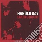 (LP VINILE) Harold ray live in conce lp vinile di Harold ray live in c
