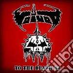 (LP VINILE) To the death 84 lp vinile di Voivod