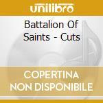 Cut cd musicale di Battalion of saints