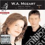 Complete sonatas vol.1 cd musicale di Wolfgang Amadeus Mozart