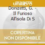 Il furioso all'isola di san domingo cd musicale di Gaetano Donizetti