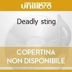 Deadly sting cd musicale di Scorpions