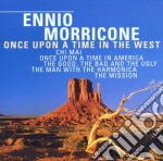 ONCE UPON A TIME IN THE WEST cd musicale di MORRICONE ENNIO