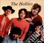 Hollies - 20 Great Love Songs cd musicale di Hollies
