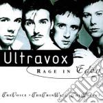 Ultravox - Rage In Eden cd musicale di ULTRAVOX