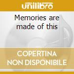 Memories are made of this cd musicale di Dean Martin