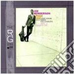 Joe Henderson - Page One cd musicale di Joe Henderson