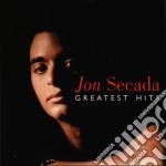 Jon Secada - Greatest Hits cd musicale di SECADA JON