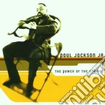 Paul Jackson Jr. - Power Of The String cd musicale di JACKSON JR.