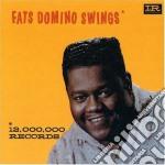 Dominos, Fat - Swings cd musicale di Fats domino + 12 bt