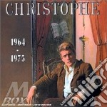 1964-1975 - cd musicale di Christophe + 5 bt