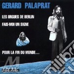 Fais-moi un signe - cd musicale di Palaprat Gerard