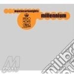 MONTECARLONIGHTS MILLENNIUM cd musicale di ARTISTI VARI