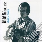 Dias y flores cd musicale di Silvio Rodriguez