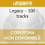 Legacy - 100 tracks cd musicale di Nelson Rick