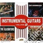Instrumental guitar vol.2 - cd musicale di Krewcats/gladiators/4 kiwis &